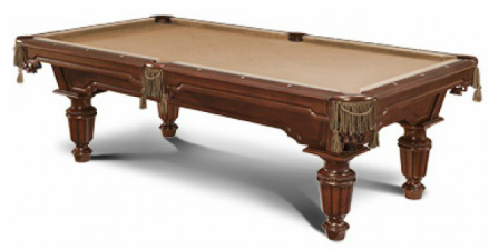 Westcott Specs - Pool table side panels